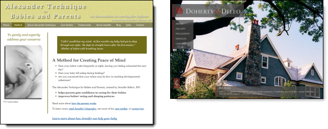 WordPress Web Site Developer Portfolio | Rindy Portfolio