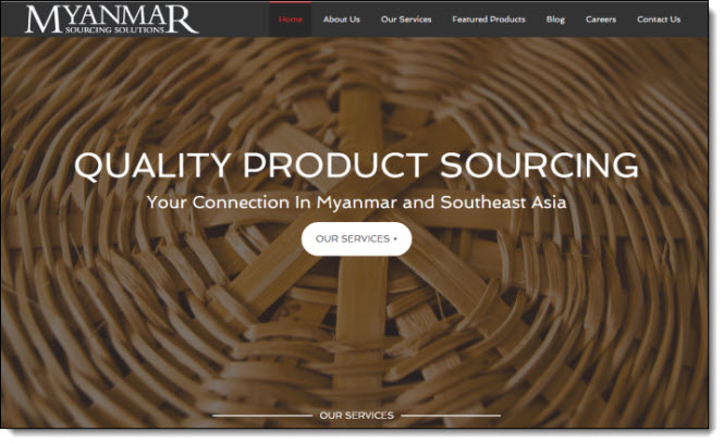 Myanmar Sourcing Solutions