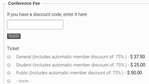 Automatic Discount Code