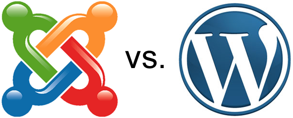 Joomla vs WordPress for Small Business Websites