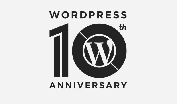 WordPress Ten-Year Anniversary Today