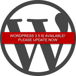 WordPress 3.5 Released: Careful When Updating, Folks!